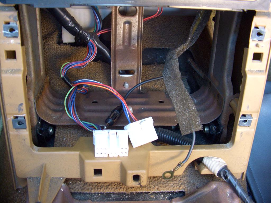 Miata Wiring Harness Removal : Nb miata power antenna wire harness side wiring